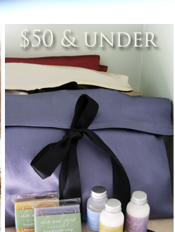Affordable luxuries under $50