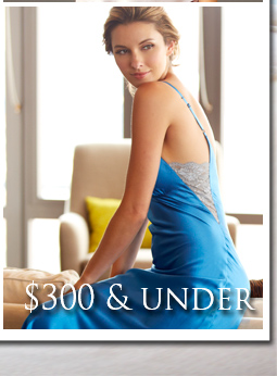 Treat her to luxury with gifts $300 and under!