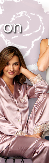 Give mom the perfect gift!  Her favorite luxury sleepwear!
