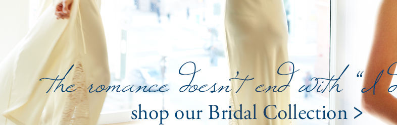 Shop our luxury items for the bride and bridesmaids!