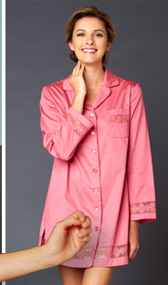Shop luxury pajamas!
