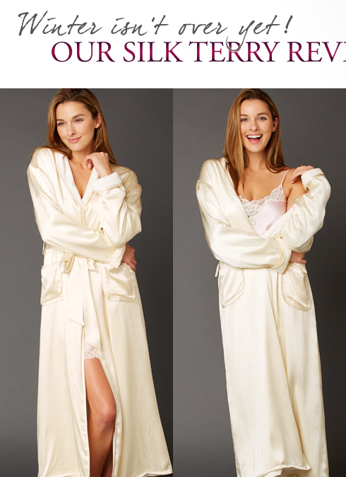 Shop our best selling robe!