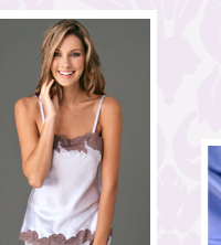 Our SilkTresor Camisole - a no brainer!