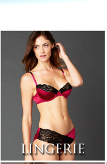 Must have luxury lingerie