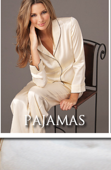 Another reason to relax - our pajamas!