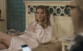 Julianna Rae's Heavenly  Spa Robe in Delicate