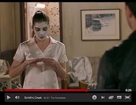 Julianna Rae's Tresor Delice Silk Pajama in Petal