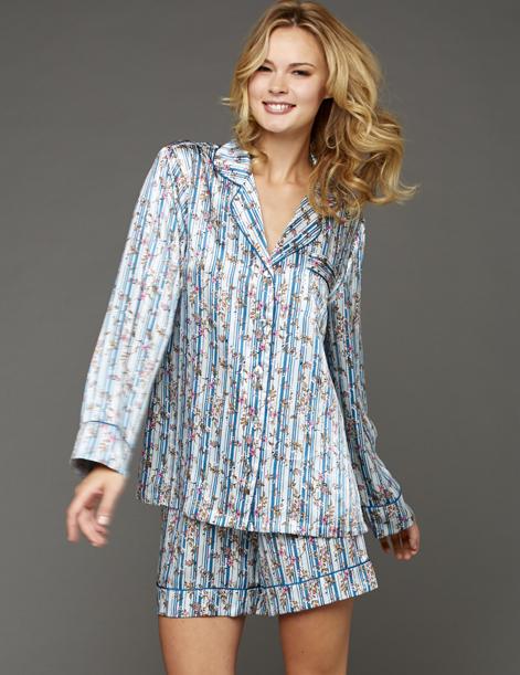 silk and cotton eco friendly pajamas