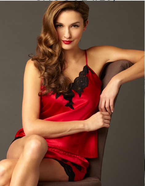gorgeously yours - silk and lace lingerie