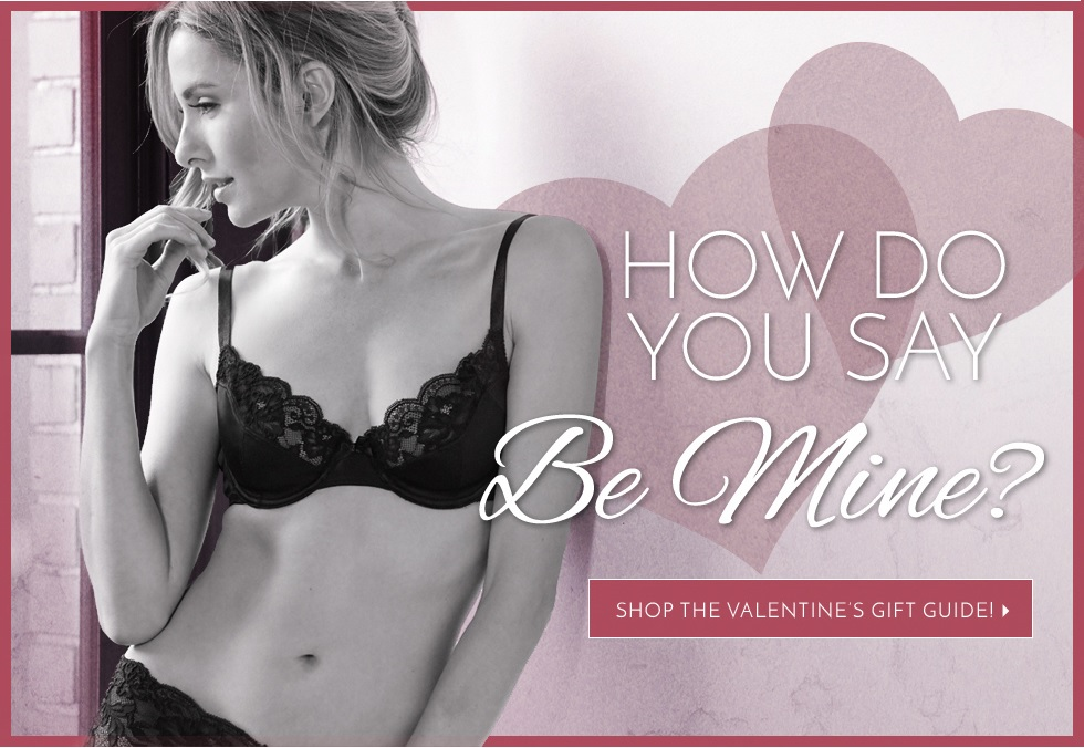 find the perfect gift for your valentine - shop our gift guide